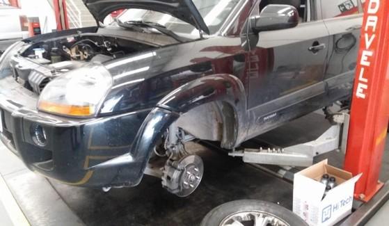Conserto de Freios Pneumáticos Automotivos Lageado - Freio Hidropneumático