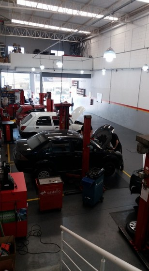 Conserto de Injeção Automotiva Vila Valdemar - Conserto de Bico Injetor
