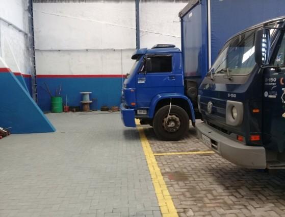 Freios Pneumáticos em Veículos Diesel Vila Moderna - Freio Hidropneumático