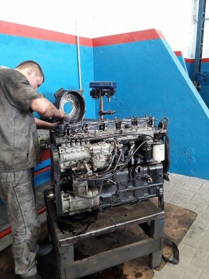 Manutenção de Motor a Diesel Valor Jardim Virginia - Manutenção Motor Ap 1.6