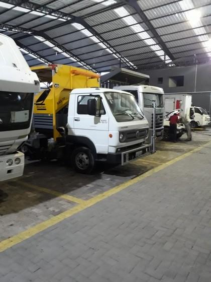 Mecânica Geral Diesel Preço Vila Marilena - Mecânica Geral para Vans