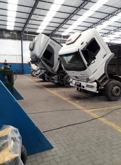 Mecânica Geral para Caminhão Jardim São João - Mecânica Geral para Vans