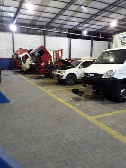 Mecânica Geral para Caminhões Valor Jardim Camargo Velho - Mecânica Geral para Vans