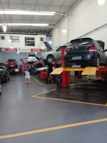 Oficina para Conserto de Motor Automotivo Vila Marilena - Conserto de Motor Automotivo