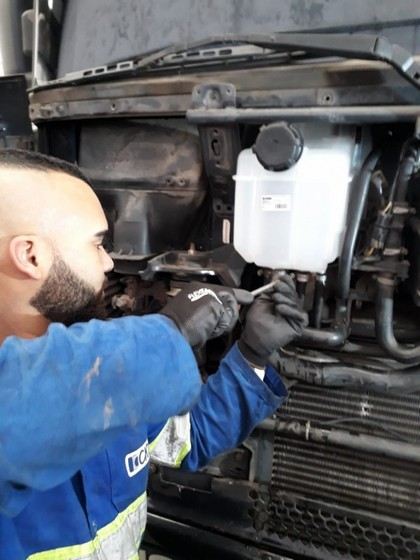 Oficina para Conserto para Motor a Diesel Jardim Tuã - Conserto para Motor Automotivo
