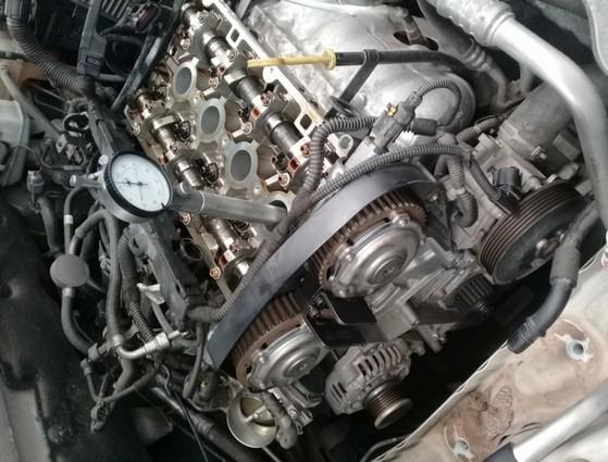 Oficina para Conserto para Motor Automotivo Bairro Jardim Veneza - Manutenção Motor Ap 1.6