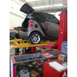 centro automotivo para importados Chácara Dona Olívia