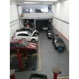 centros automotivos mais próximo Suzano