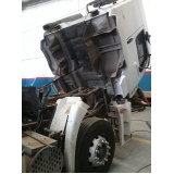 conserto de freio pneumático caminhão Roseira