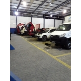 conserto de suspensão para caminhão preço Vila Escolar