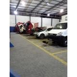 limpeza de radiador de caminhão