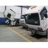 manutenção de freio pneumático caminhão Conjunto Encosta Norte