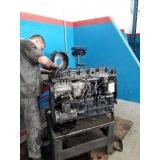 manutenção de motores diesel valor Vila Bela Vista