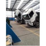 mecânica geral para veículos pesados