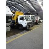 mecânica geral para caminhões preço Vila São José