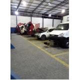 oficina mecânica de caminhão preço Vila Solange