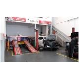 oficina mecânica para alinhamento de rodas Núcleo Carvalho de Araújo