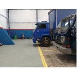 oficina mecânica para caminhões Vila Zefira