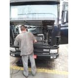 oficina para manutenção de motores diesel Vila Marilena