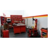 oficina mecânica automotiva