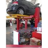 oficina mecânica para troca de óleo