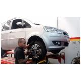onde encontrar centro automotivo para manutenção Vila Valdemar