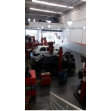 onde encontro oficina mecânica para alinhamento de rodas Vila Alabama