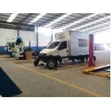 serviço de troca de óleo em caminhão Bairro Jardim Betânia