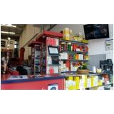 serviço de troca do filtro de combustível Suzano