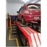 suspensão de carro conserto