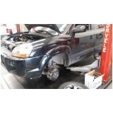 suspensão de carro conserto valor Vila Alabama
