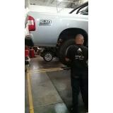 suspensão de veículos manutenção preço Jardim Indaiá