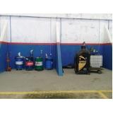 troca de óleo em caminhão preço COHAB Guianases