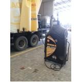 troca de óleo em ônibus Poá