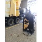 troca de óleo para caminhão Jd Robru