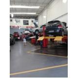 troca de óleo para automóveis